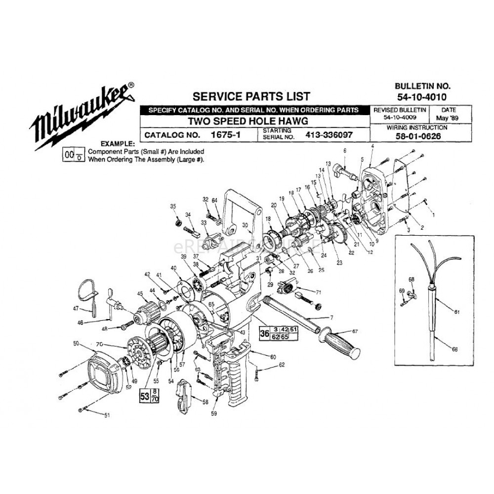 Milwaukee Sawzall Wiring Diagram Tile Saw Auto