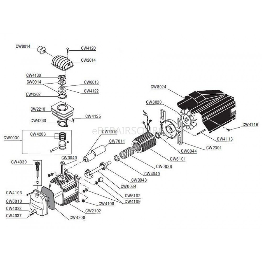Senco Air Compressor Wiring Diagram - All Kind Of Wiring Diagrams •